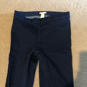 H&M Pull-on Skinny Jeans